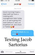 Texting Jacob Sartorius by JacobSartorius123321