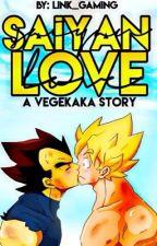 Saiyan Love~A VegeKaka Story {SLOW UPDATES} by Link_Gaming
