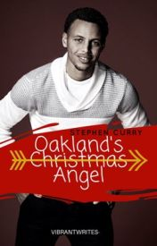 Oakland's Christmas Angel by vibrantwrites-