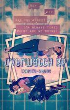 OVERWATCH ROLEPLAY by Kohaku-Reads