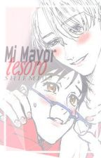 Mi  mayor  tesoro by shiemi02