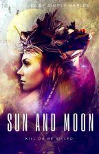Sun and Moon by simplymarlee
