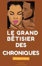 LE GRAND BÊTISIER DES CHRONIQUES by MonsieurChris
