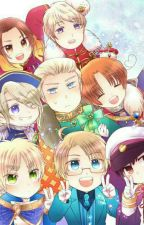 Hetalia Preferences (Accepting Requests) by JustAUsualNerd