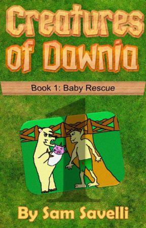 Creatures of Dawnia: Baby Rescue by CreaturesOfDawnia