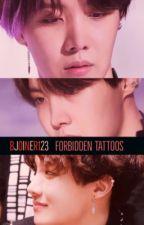 Forbidden Tattoos  (J Hope Ambw)  by bjoiner123