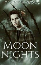 Moon Nights • STILES STILINSKI by wickedstorygalaxy