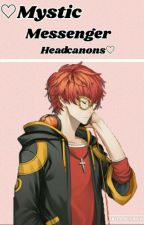 ♡Mystic Messenger Headcanons♡ by skye_jpg