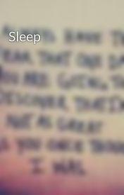 Sleep by Meggh14