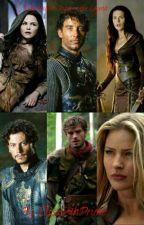 King Arthur: Origin of the Legend. by ElisabethPrime