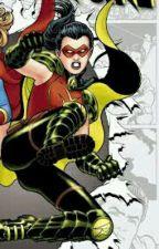 La hija de Batman(Tierra alternativa) by WonderHuntress