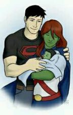 Our Child (A SuperMartian Fanfic) by Miss_Moore