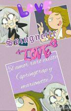 Spring x Mai #FNAFHS el amor raro es real by AntonixLoveBTS