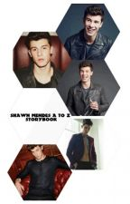 Shawn Mendes A to Z storybook by meow_meow_meow1