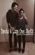 • David & Liza One shots •  by unknownwalker