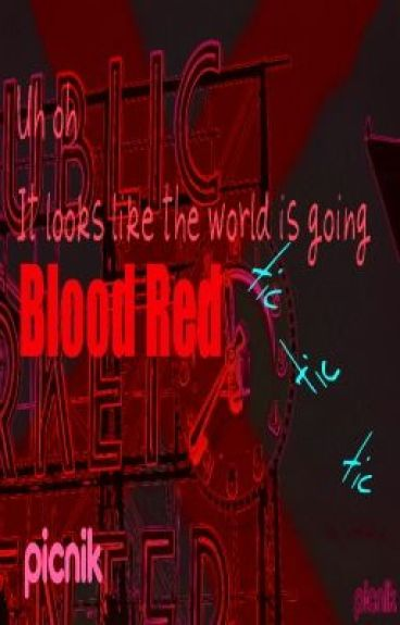 Blood Red (Young Justice Fanfiction) by SandraStar66