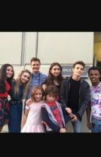 Instagram story of the awesome cast of GMW!!  by MariaMannSalvatore