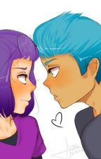 Bon x Bonnie FNAFHS- English by lams_phanatic