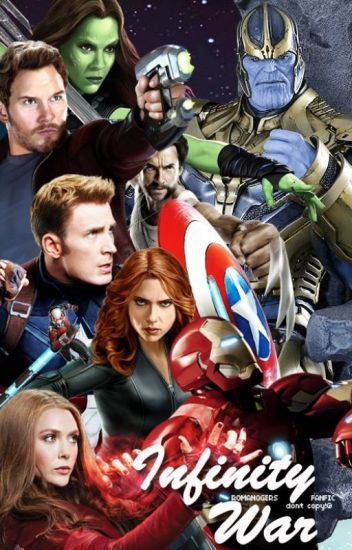 Infinity War - Romanogers Fanfic - Kenia - Wattpad