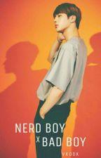 Nerd Boy x Bad Boy ; kth + jjk.  by kimjeons_