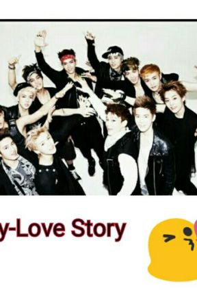 Crazy- Love Story EXO Stories × Reader by Hanah_legit88