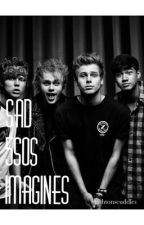 sad/dark 5sos imagines  by httpjish