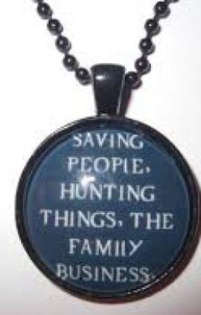 Saving People Hunting Things The Family Business Wattpad