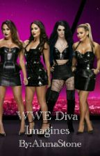 WWE Diva Imagines by AlunaStone