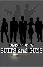Suits And Guns by pinkiepurpy