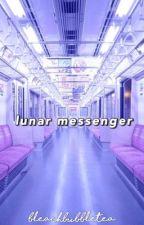 Lunar Messenger (A TLC Mystic Messenger AU)  by lunarticfreak