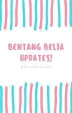 Bentang Belia Updates! by beliawritingmarathon