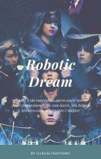 Robotic Dream ▶ Kaekook-Ah by parkkaelo-ah