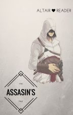 The Assassin's Tale : Altair x Reader by The_Anon_Author