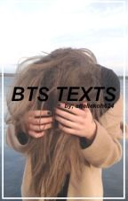 BTS Texts by taeseyebrows_