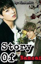 Story Of Namsan (VKOOK ) by KimReni92