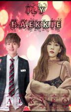 ILY Baekkie { Baekhyun × Taeyeon } by Mingi_Park