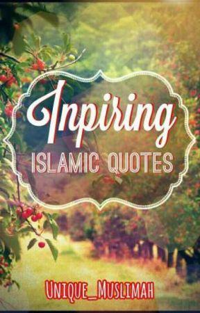 Inspiring Islamic Quotes by SlaveofAllah160