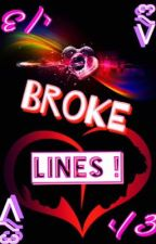 """Broke Lines! (We call this """"Hugot"""" but this is English...) by TheURFBook"""