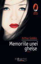 Memoriile unei gheise by GeorgianaHadaringa