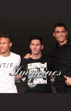 Cristiano Ronaldo, Lionel Messi, Neymar Jr. Imagines Etc. by xdaisy2016