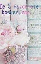 De 3 favoriete boeken van... by SamF1301