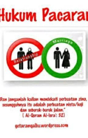 Hukum Pacaran Cinta Bukanlah Disalurkan Lewat Pacaran
