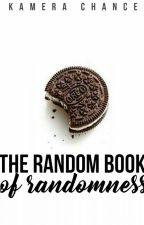 The random book of randomness by Kamera_Chance