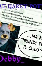 Chat Harry Potter  by DebbyPotter