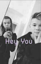 Hey You- Marcus&Martinus by Miska231