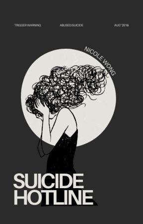 Suicide Hotline by violetnotparr