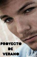 Proyecto de Verano ||l.t|| Adaptada|| TERMINADA. by AgusSwag