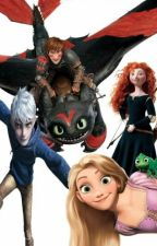 Watching Rise Of The Brave Tangled Dragons The Musical: Book 2 by _Tess_x