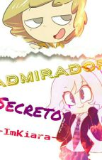 Admirador Secreto - Marigold - FNAFHS by -VIPMangle-