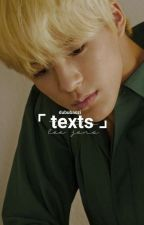 Texts † Jeno  by dububaozi